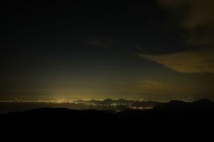 だるま山レストハウスからの眺め(X-T1)